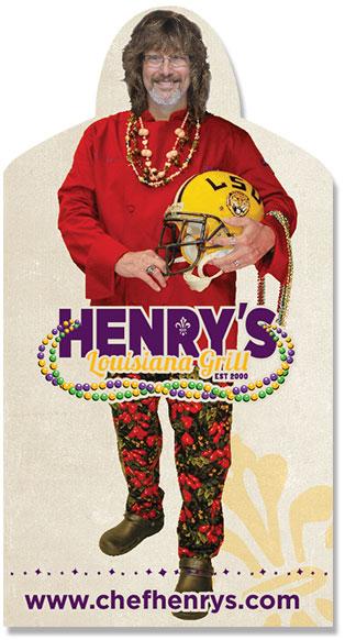 Little Flat Henry