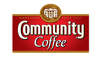 Community Coffee at Henry's Louisiana Grill