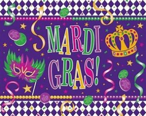 Mardi Gras Brunch and All Day Pre-Party